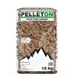 Pellet PELLETON-NOWOŚĆ NA POLSKIM RYNKU