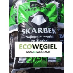 Ekogroszek SKARBEK dawny Pieklorz PAKOWANY W KWK BOBREK ! PROMOCJA!!1000 kg